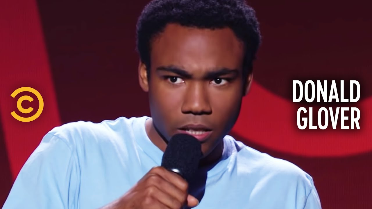 Donald Glover Advice From Tracy Morgan Youtube