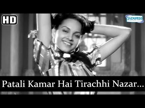 Patali Kamar Hai Tirachhi Nazar - Barsaat(1949) Songs - Raj Kapoor -Nargis - Lata Mangeshkar -Mukesh