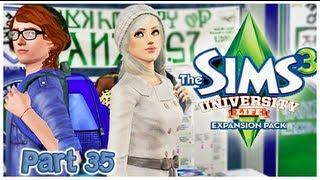 Let's Play: The Sims 3 University {Part 35} Fresh Start, New Beginnings.