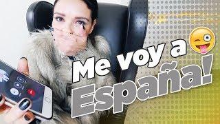 ¡Me voy a España! // Grettell Valdez