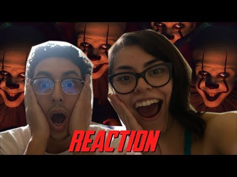 IT CHAPTER TWO | Official Teaser Trailer Reaction