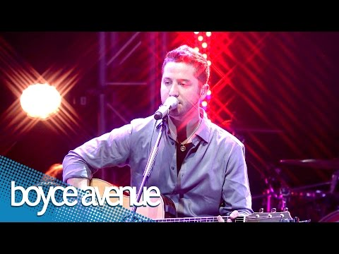 Music video Boyce Avenue - Find Me (live)