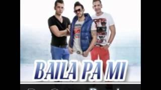 Dj Nev & Dj Rajobos Feat. Manu Santacruz - Baila Pa Mi (Beatcreator Remix)