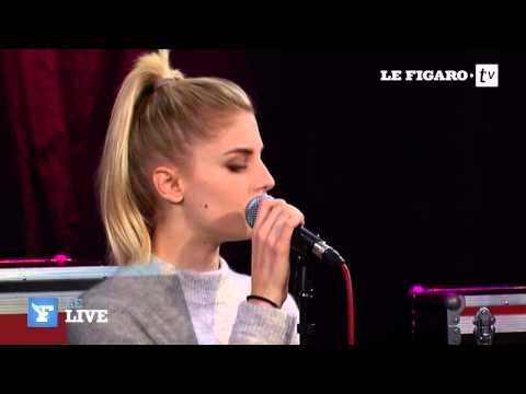 London Grammar - Wicked Game ( Chris Isaak) - Le Live
