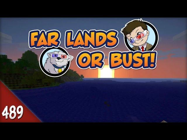Far Lands Or Bust Glitch