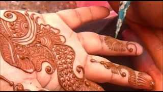 Mehndi Design For Hand@How To Draw Mehandi Tattoo/Mehndiartistica