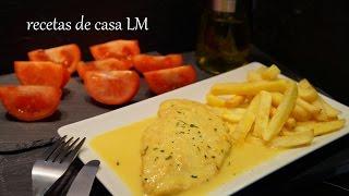 pollo con salsa a la mostaza y miel receta rpida y fcil