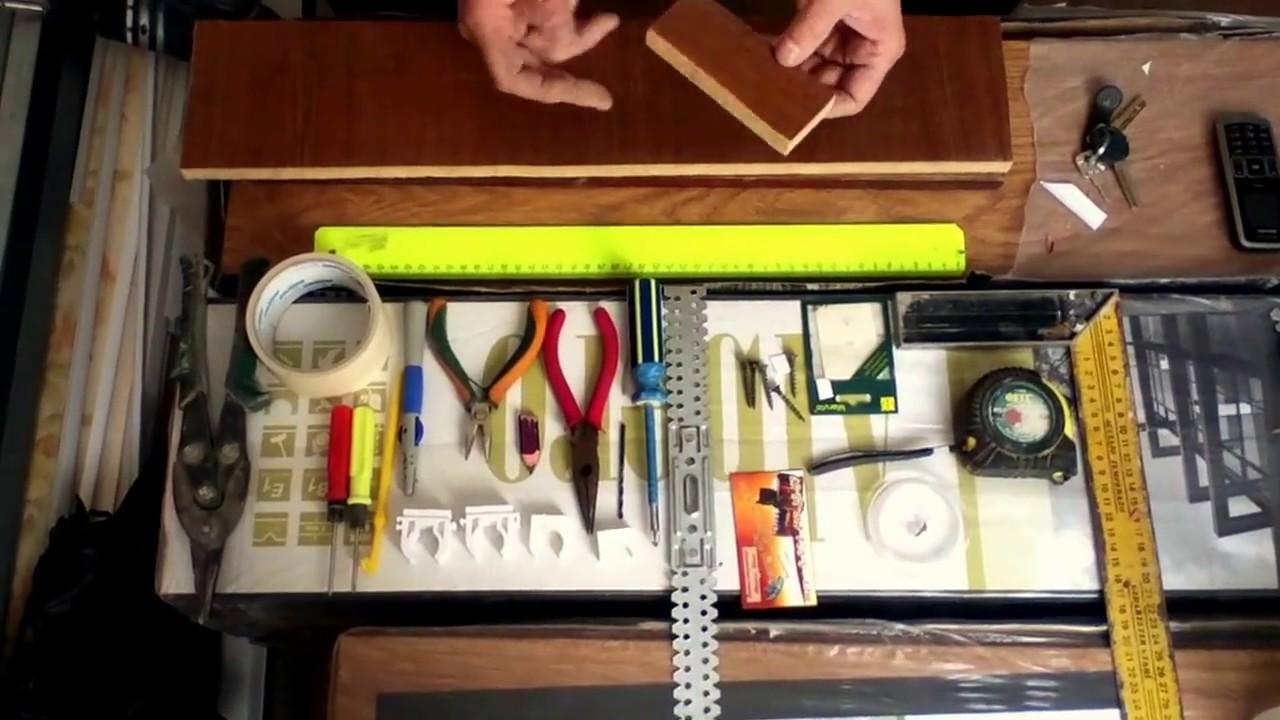 станок для вязания поводков любых размеров своими руками за 20 мин