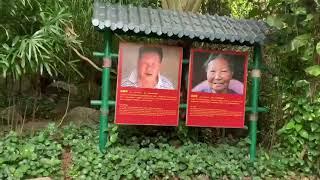 Китай. Экскурсия в Центр буддизма Наньшань