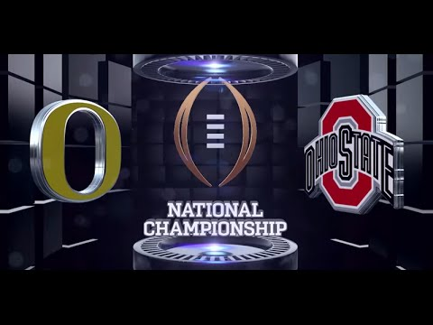 2015 National Championship: Ohio State vs. Oregon -- Paul Keels Radio Highlights