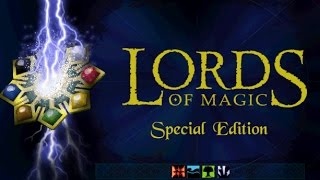 """Part 1: Let's Play Lords of Magic, Death - """"Spooky Scary Skeletons"""""""