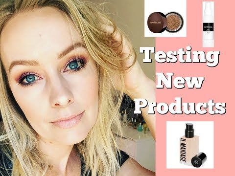 Testing Out New Products | Il Makiage, Hourglass & Covergirl