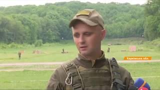Снаряды, мины и ракеты: как тренируют нацгвардийцив на Харьковщине