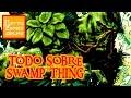 Todo lo que debes saber de Swamp Thing (Cómics Alternativos #4)   Gatto Comics