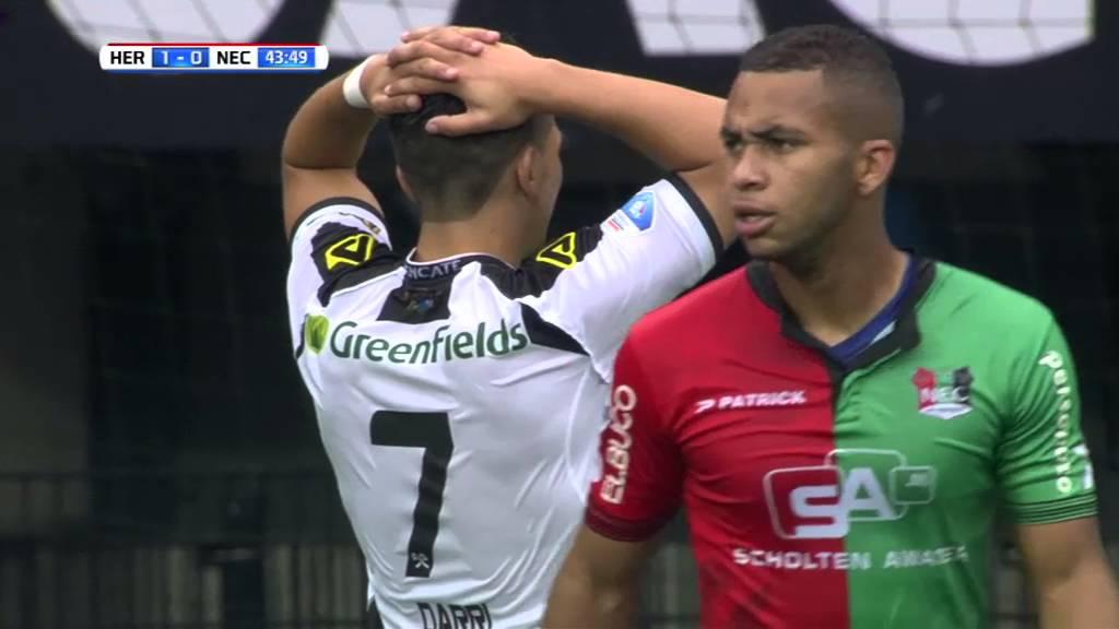 Heracles Almelo - NEC 3-0 | 16-08-2015 | Samenvatting