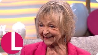 Celebrating 10 Years of Benidorm with Sheila Reid | Lorraine