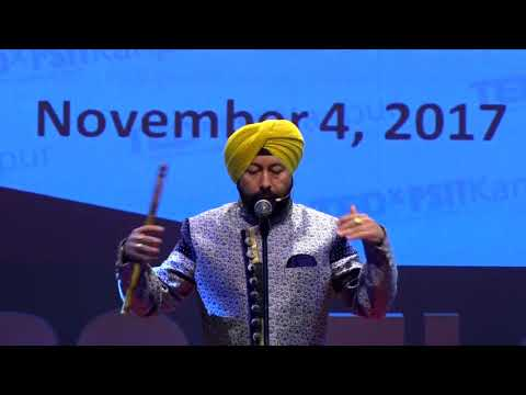 Passion - A strong feeling of satisfaction | Baljinder Singh | TEDxPSITKanpur