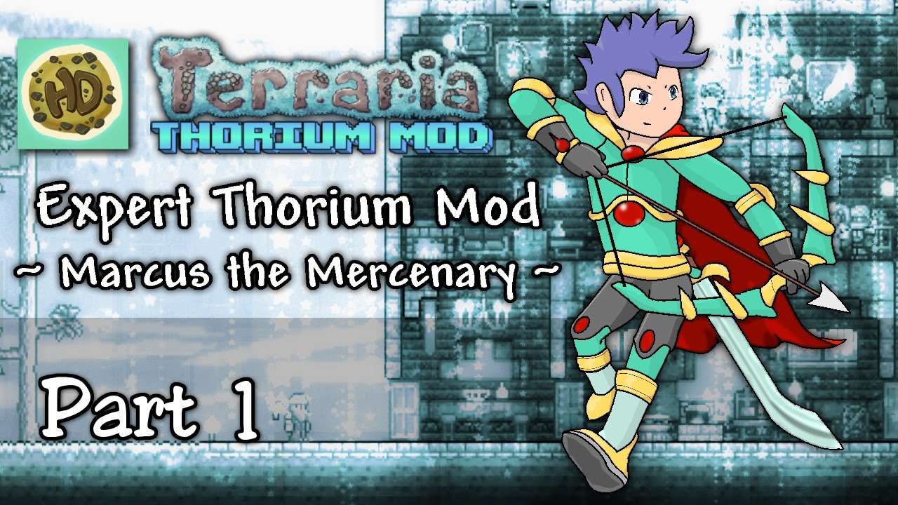 tModLoader - The Thorium Mod | Terraria Community Forums