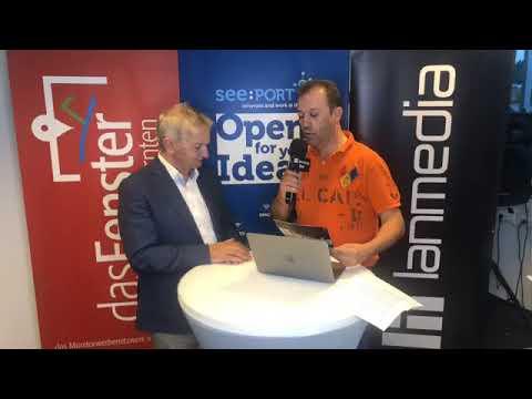 Josef Ortner | Geschäftsführer und Eigentümer von Reinraumtechnik Ortner | lanmedia Business Talk