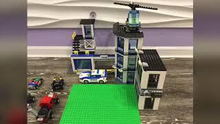 Полицейский участок (Лего мультфильм)