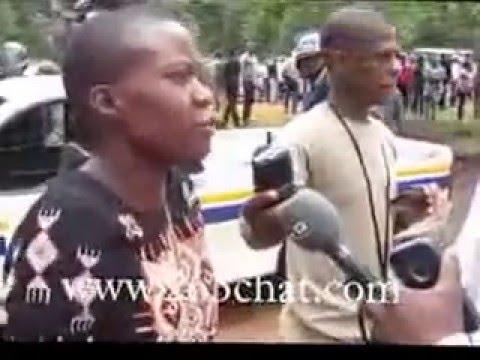 Political Activist Maureen Kademaunga challenges Zimbabwe leadership