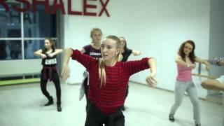 Varshalex — вчимось танцювати Jazz-funk!