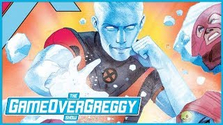 Marvel's New Iceman Book Is Awesome - The GameOverGreggy Show Ep. 198 (Pt. 1)