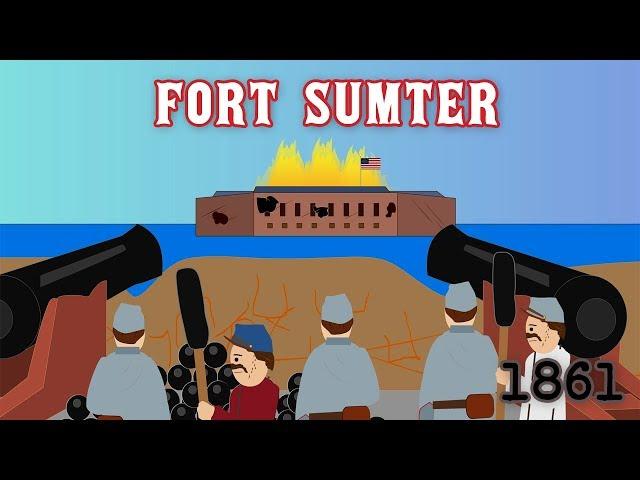 Fort Sumter (The American Civil War)