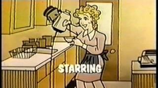 Characters Blondie comic strip