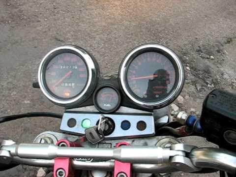 Honda CB-400 Super Four, ver.S, 1997
