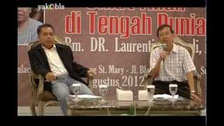Ajaran Sosial Gereja.  Talk Show. Part1