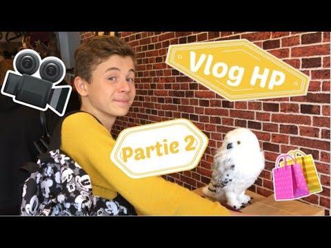 Vlog Harry Potter Nancy - Partie 2/2 -