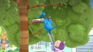 Klinika dla pluszaków - Na pomoc Marcie. Oglądaj tylko w Disney Junior!
