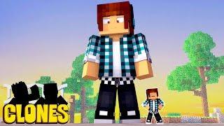Minecraft Clones #2 - O AUTHENTIC GIGANTE !!