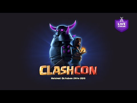ClashCon LIVE! (full stream)