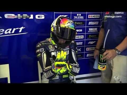 Rossi reveals Pink Floyd-themed helmet