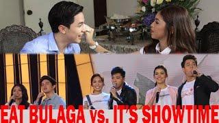 eat bulaga vs it s showtime september 26 2015 pep forum