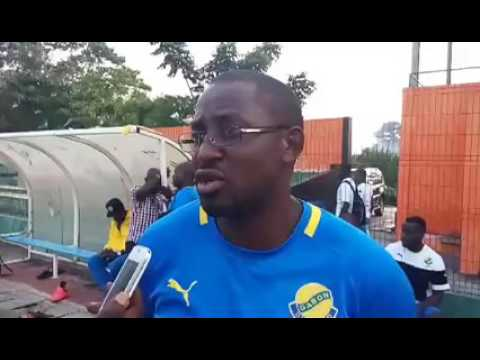 [CAN U20 |Gabon vs Angola] Mouyouma: «une préparation difficile»