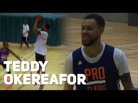 Teddy Okereafor Tunes Up For GB Camp At Week 2 Of The Pro Classic! SMOOTH PG