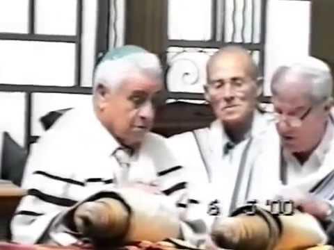 le retour des juifs d'oujda
