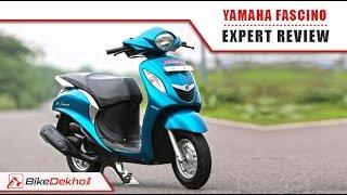 Yamaha Fascino | Expert Review | Bikedekho.com