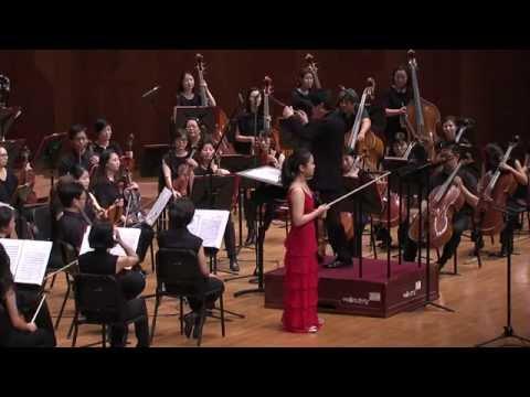 SooBeen Lee - Wieniawski Violin Concerto No.1 1st mov.