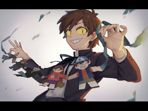 Gravity Falls As Anime Youtube