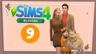 The Sims 4 Времена Года. ツ Вуху в листьях. - #9