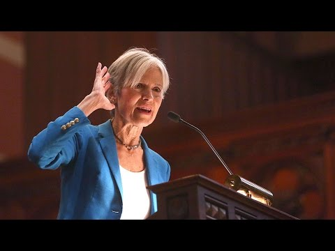 Jill Stein: Making Voting System More Credible is the First Step Towards Democratization