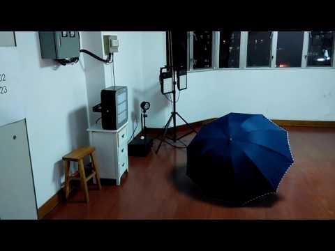 SNF601 LED Bay Light built in Remote-Online-Camera in Sample Room(Nan Shan District, Shenzhen City)