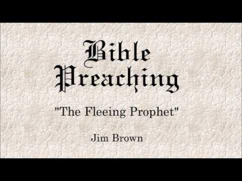 The Fleeing Prophet - Jim Brown
