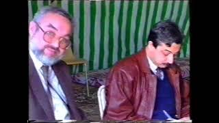 Şeref Özata Kaddafi İle Röportaj 1990