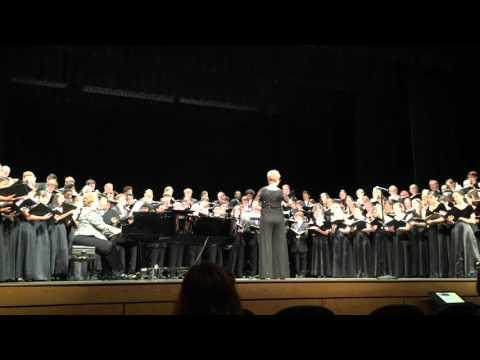 1 - Ave Maria - CCC Supergroup (Cary Choral Classic '15)