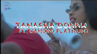 Tanasha Donna Ft Diamond Platnumz - Gere (official  music video)